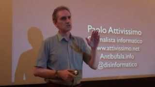 Paolo Attivissimo - Bufale scientifiche