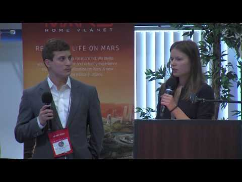 Space Food Laboratory - 20th Annual International Mars Society Convention