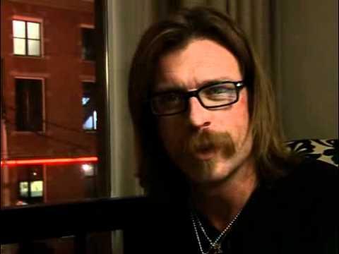 Eagles of Death Metal interview - Jesse Hughes (part 1) Mp3