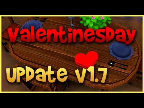 Harvest Life New Valentines Update 1.7!!!Farming Country Life PC Gameplay