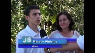 Jovens atletas de Rio Bananal vão participar de torneio nos EUA