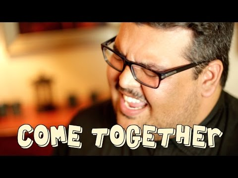 COME TOGETHER - The Beatles (Mario Jose Cover feat  Corey Rupp)