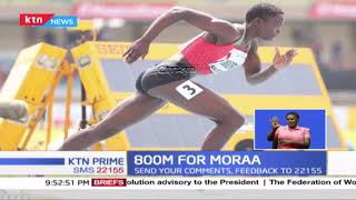 Mary Moraa transitioning to 800 metres, more opportunities exist in 800M