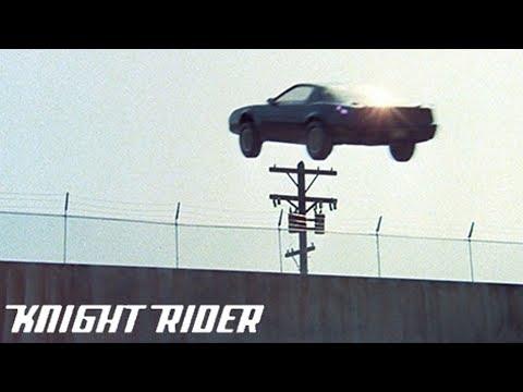 Gefängnisausbruch mit K.I.T.T. | Knight Rider Deutschland