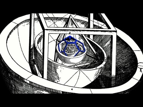 History of Astronomy: Odd Coincidences Part II - Mysterium Cosmographicum