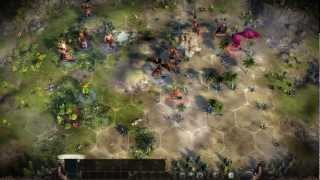 Eador — Heroes and tactics (Steam Greenlight)