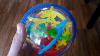 3D лабиринт шар