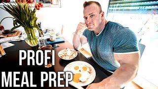 Ronny Rockel - Meal Prep eines Profi Bodybuilders!