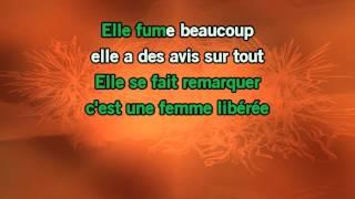 Karaoké Femme libérée - Collectif Métissé *
