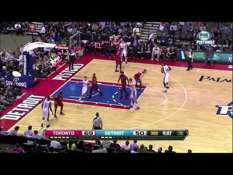 Greg Monroe Highlight Mix