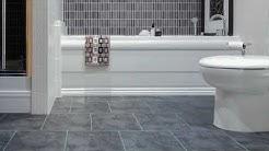 Bathroom Ideas Grey Floor Tiles