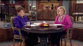 Take Your Place of Authority with Gloria Copeland & Billye Brim (Air Date 12-2-16)