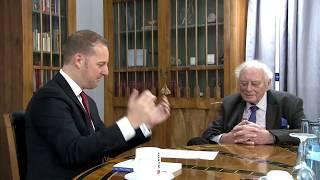 Prof. Dr. h.c. mult. Reinhold Würth im Interview mit Norman Gräter Podcast