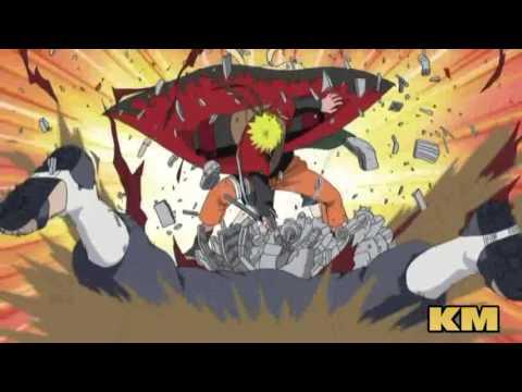 Pain Vs Konoha AMV All Battles)
