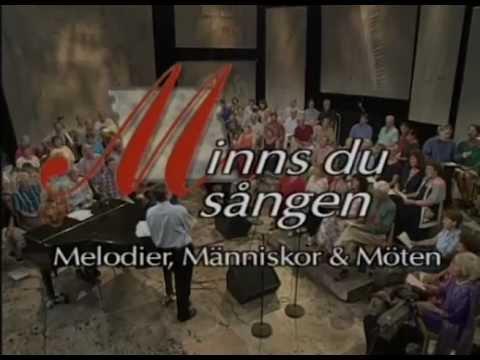 Minns du sången - Säsong 1 - Program 1 av 8