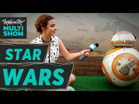 Star Wars + Youtubers | Digital Stage | Rock In Rio 2017