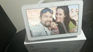 Desempaquetado Google Home Hub en Español!