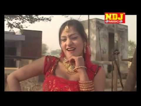 Hit Haryanvi Folk Song -  Mera Dhol Kuve Main Latke...