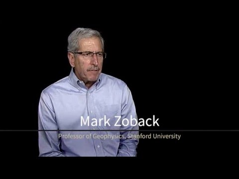 Stanford Faculty - Meet Mark Zoback