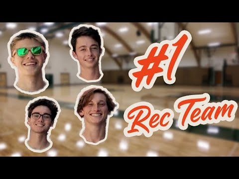 I'm On The #1 Rec Basketball Team In The World