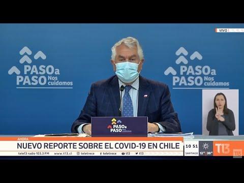 Coronavirus En Chile: Balance Oficial 10 De Diciembre