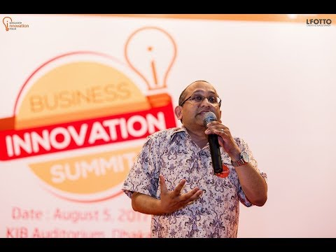 Mahdee uz  Zaman Motivational Speech | Career Talk | Success Story - Business Innovation Summit 2017