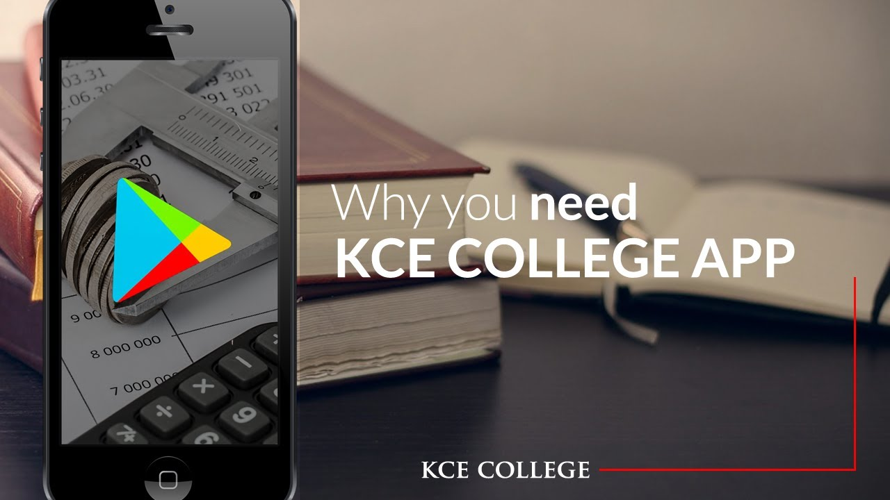 Download Here is why you NEED the KCE APP