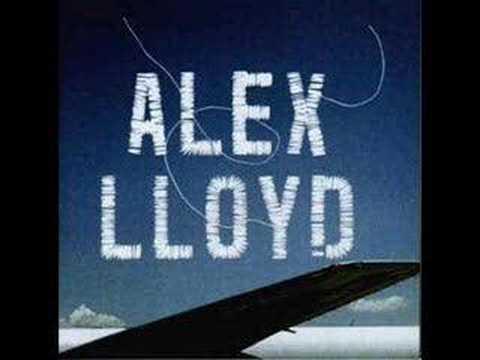 Alex Lloyd + Amazing + Lyrics/HQ - YouTube