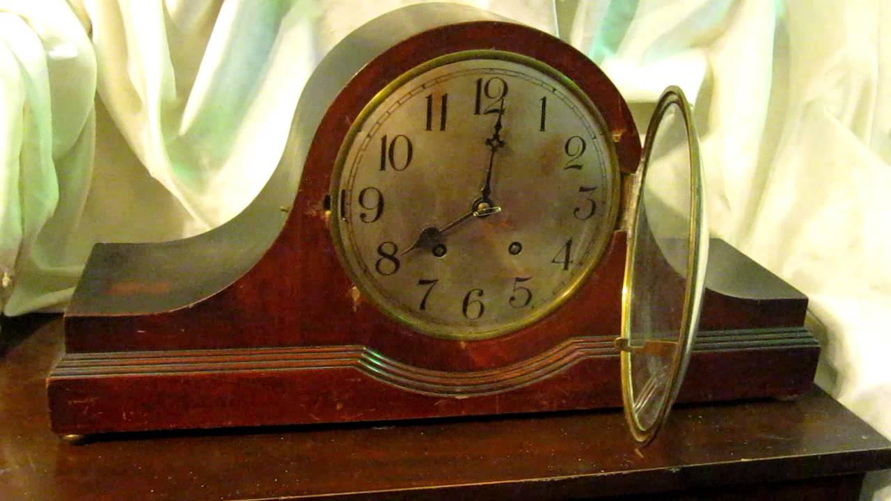 Mantel clocks from germany