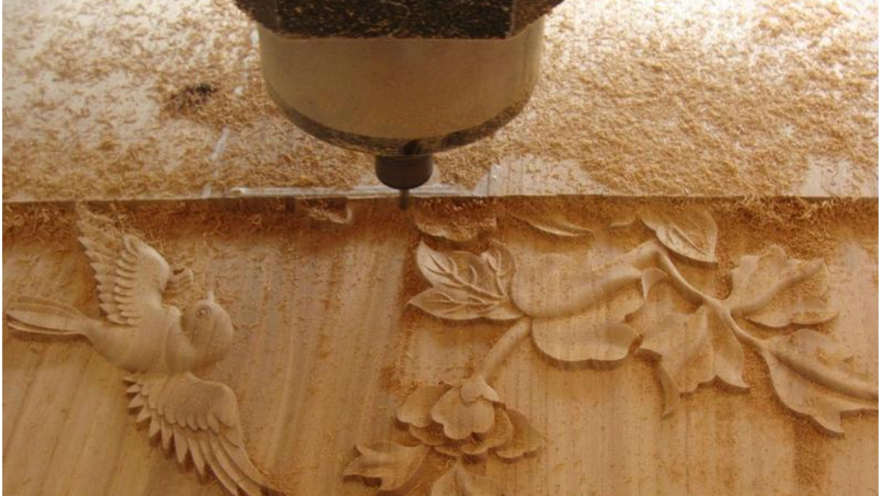 What a cnc woodcarving machine can do for you youtube