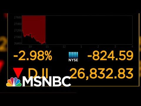 Wall Street Plummets