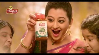 Tanjara Pickles TV Commercial - Telugu
