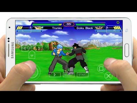 OMG! Descarga Dragon Ball Z Shin Budokai 4 para Android! | Juego MOD + Instalación!