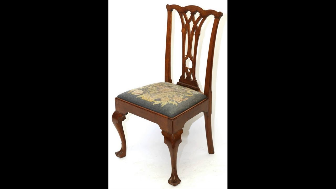 18th century chippendale furniture