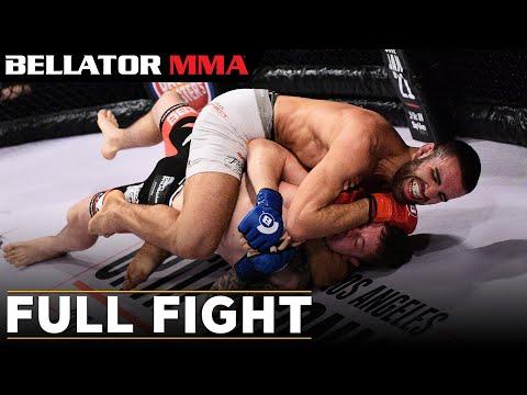 Full Fight | Daniel Weichel vs. Brian Moore - Bellator 169