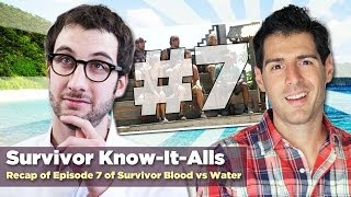 "Survivor Blood vs Water Episode 7 Recap: Know-It-Alls Review ""Swoop in for the Kill"" 