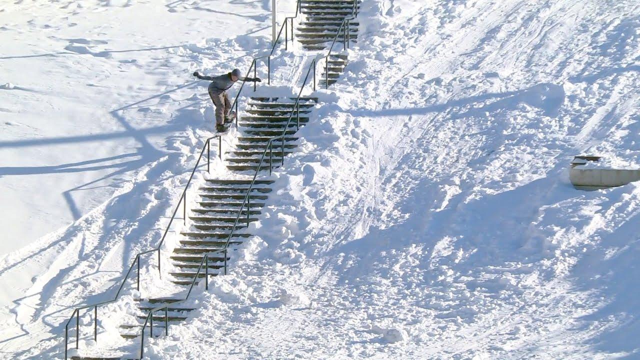 The SNOWBOARDER Movie: Tangle—Phil Hansen