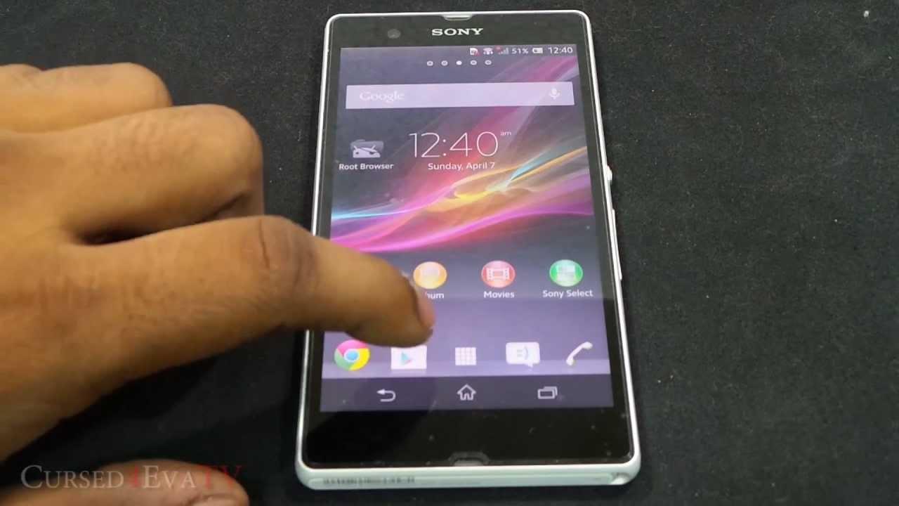 Sony Xperia Z How To Fix Broken Nfc C6602 C6603 Cursed4evacom