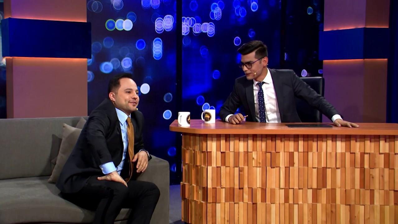 MTV Show - Davron Ergashev #142 (09.10.2017)