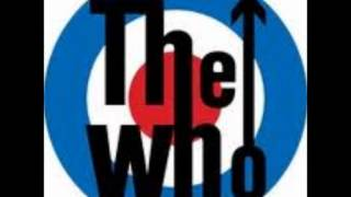 The Who   Substitute