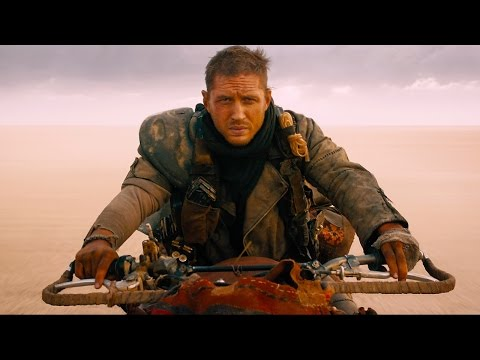 "Mad Max: Fury Road - ""Max"" Featurette [HD]"