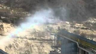 Dust Control System DCT Open-Cast mining.mp4