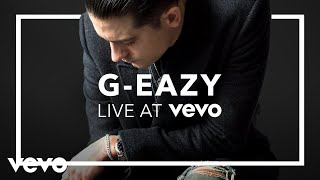 G-Eazy - Him & I (Live at Vevo)