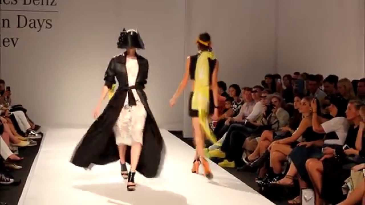 theo ss 16 fashion show at mercedes-benz fashion week kiev - youtube