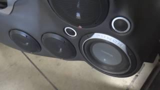 Feed the Beast - 30,000 Watt Sound System Eats Everything