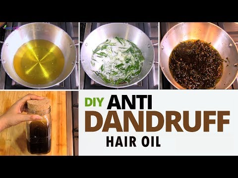 Powerful Anti Dandruff