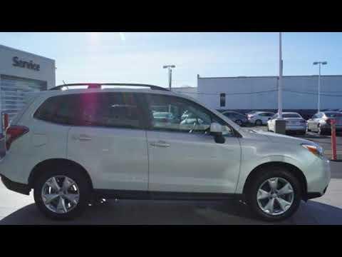 Used 2014 Subaru Forester Boston MA Norwood, MA #PL6693A