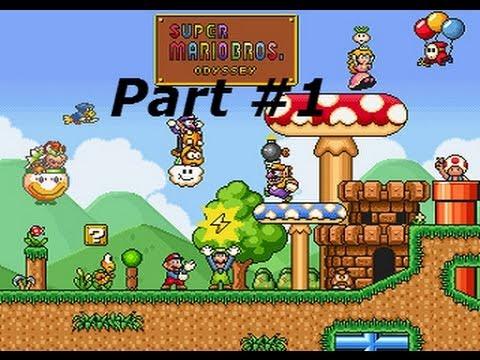 Super Mario Bros: Odyssey - Beta Download | GO GO Free Games