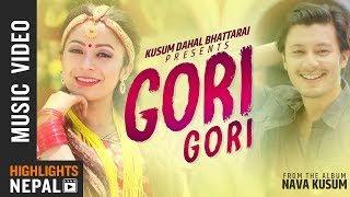 Ma Ta Gori Gori   KUSUM DAHAL BHATTARAI - Ft. Nirajan Pradhan & Aasha ll Romantic song 2018