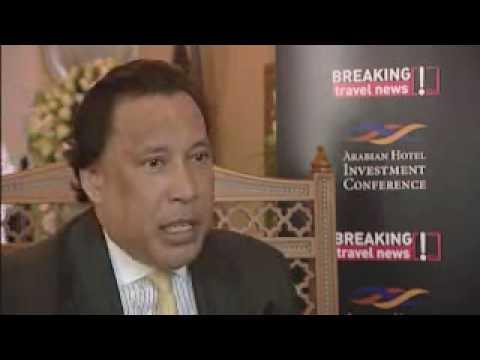 Raymond Bickson, Managing Director & CEO, Taj Hotels @ AHIC 2009